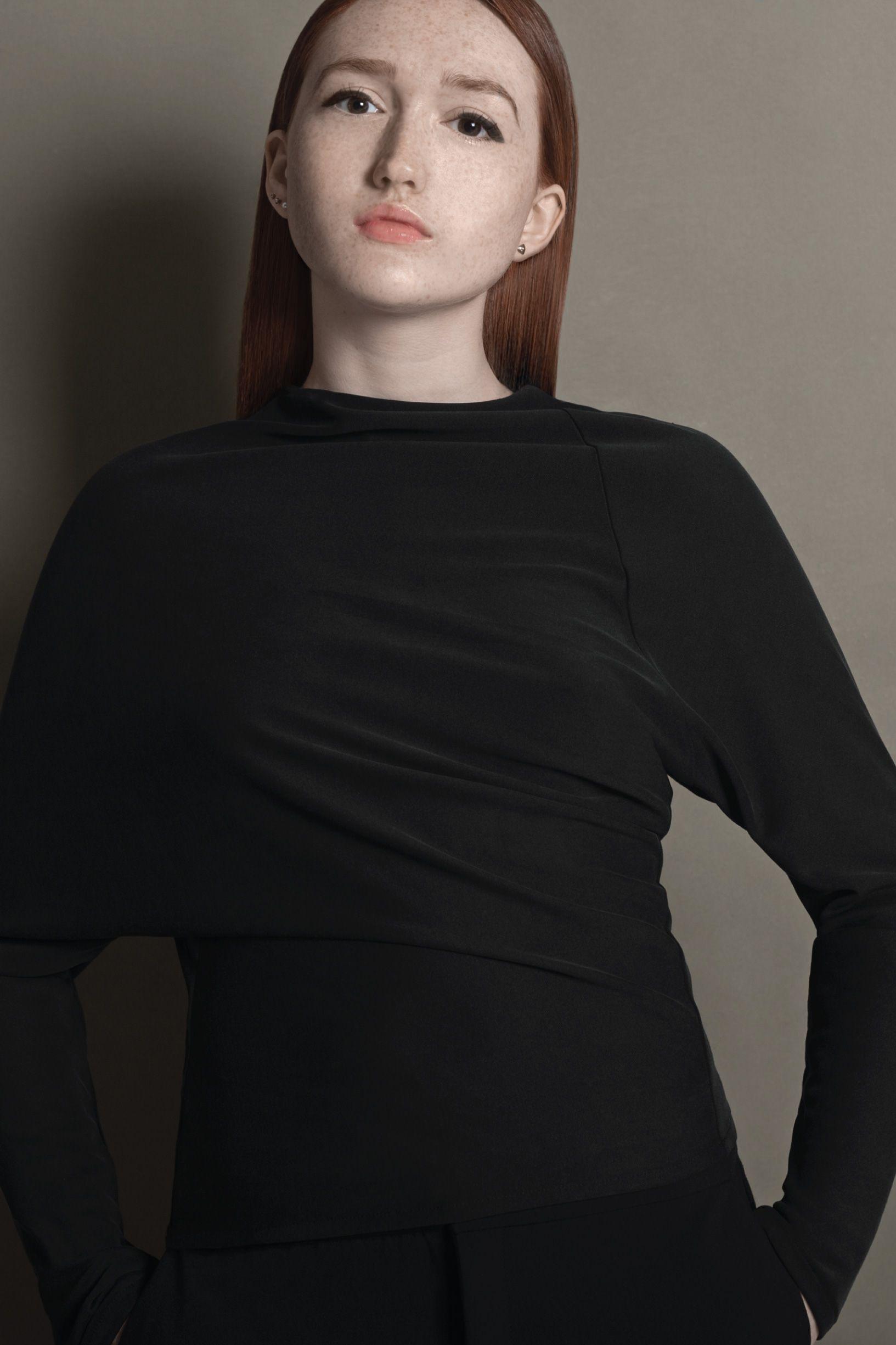 elastic blouse